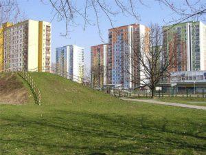 chomiczówka housing