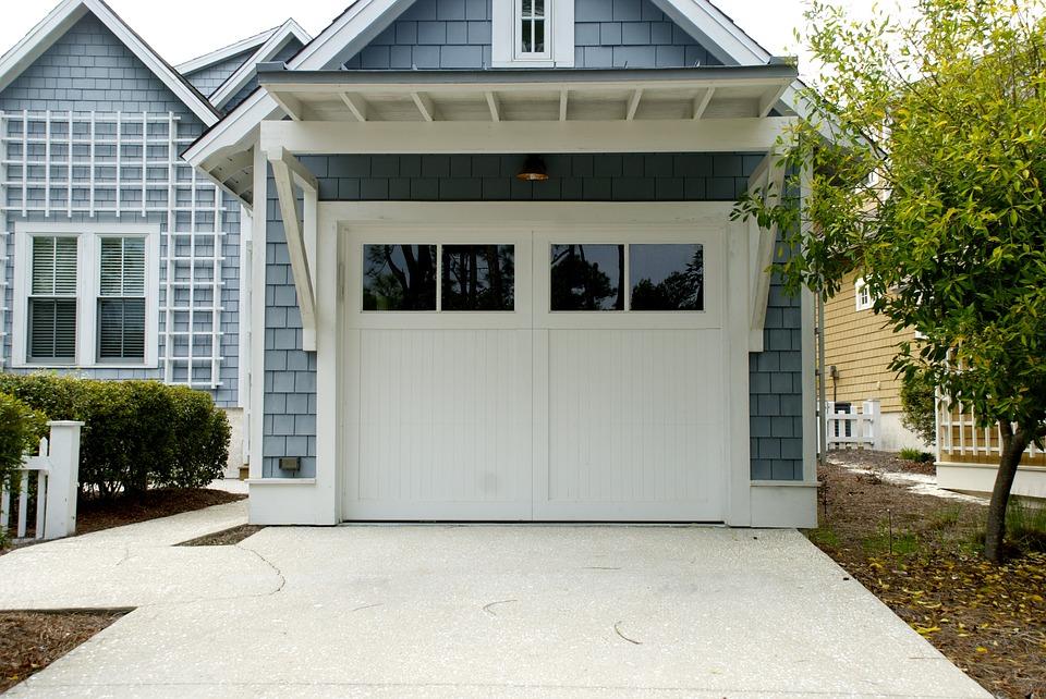 Garaż – materiały wykonania