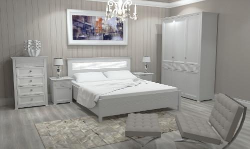 Na co zwrócić uwagę urządzając sypialnię w stylu glamour?