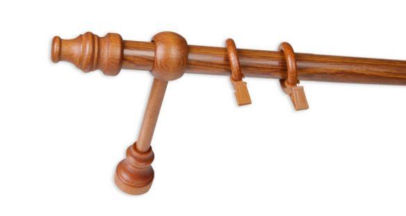 Dlaczego warto wybierać karnisze drewniane pod indywidualne zamówienie?